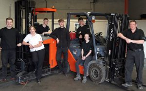 GBC FLT Apprentices